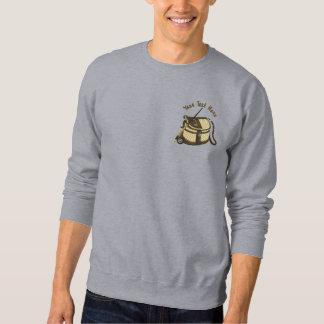 釣用具-カスタマイズ 刺繍入りスウェットシャツ