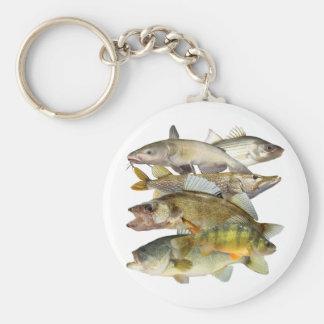 釣魚 キーホルダー