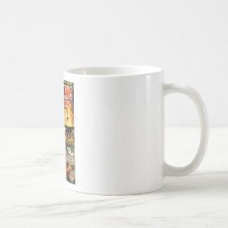 鉄のエイリアン コーヒーマグカップ