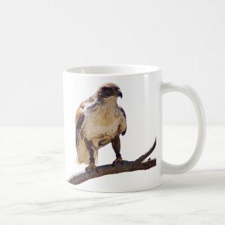 鉄のタカ コーヒーマグカップ