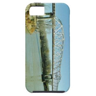 鉄のトラス橋 iPhone SE/5/5s ケース