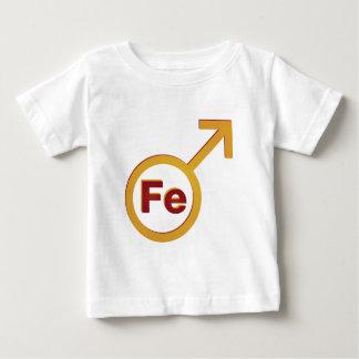 鉄の人 ベビーTシャツ