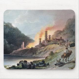 鉄の仕事、Coalbrookdale マウスパッド