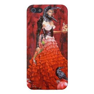 鉄の女王のiphone 5の場合 iPhone 5 ケース