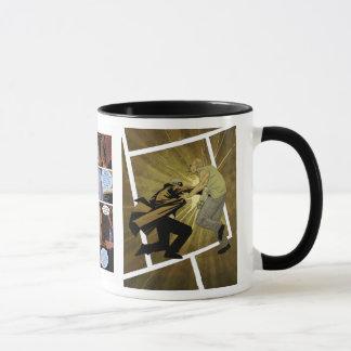 鉄の探偵のコーヒー・マグの歩哨版 マグカップ