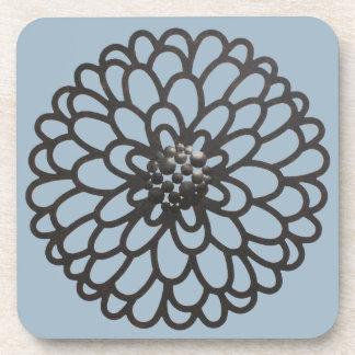 鉄の花 コースター