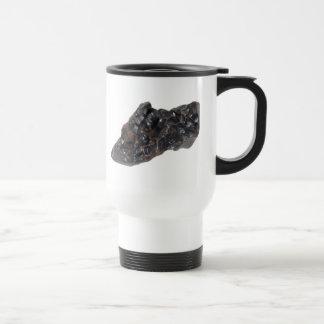 鉄の隕石のマグ トラベルマグ
