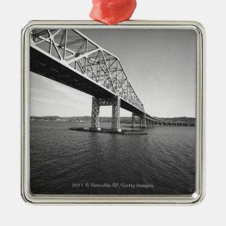 鉄橋B&W メタルオーナメント