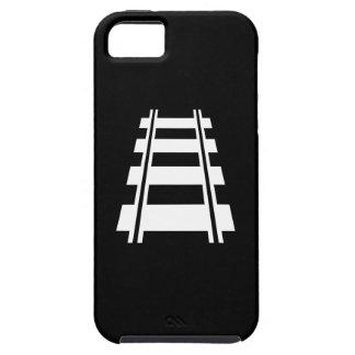 鉄道のピクトグラムのiPhone 5の場合 iPhone SE/5/5s ケース