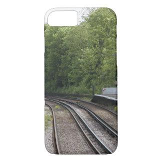鉄道の頭が切れるな電話またはタブレットの箱 iPhone 8/7ケース