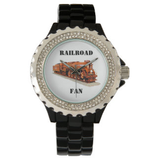 鉄道ファンの腕時計 腕時計