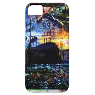 鉄道モンタージュ iPhone SE/5/5s ケース