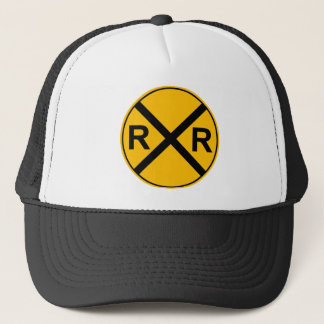 鉄道印の帽子 キャップ