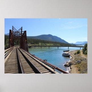 鉄道橋1 ポスター