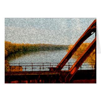 鉄道橋 カード