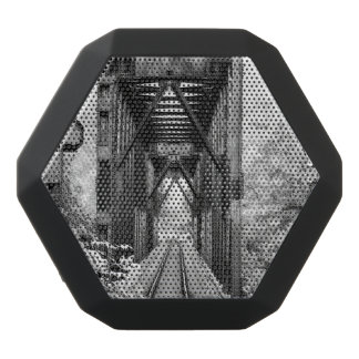鉄道橋 ブラックBluetoothスピーカー