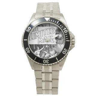 鉄道演劇-限られた郵便1899年 腕時計