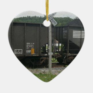 鉄道道 セラミックオーナメント