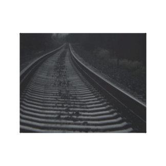 鉄道 キャンバスプリント