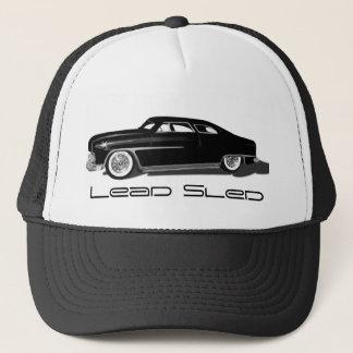 鉛のそりのMercの帽子 キャップ