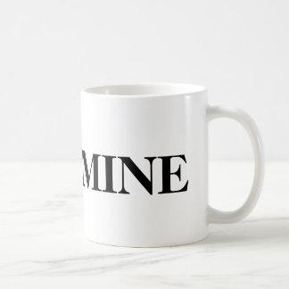 鉱山 コーヒーマグカップ