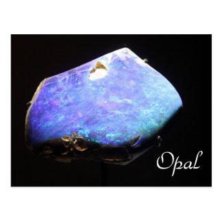 鉱物及び宝石# 51 ポストカード