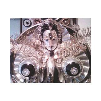 銀の精神 キャンバスプリント