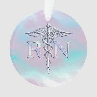 銀はRNのケリュケイオンの医学の母真珠を好みます オーナメント