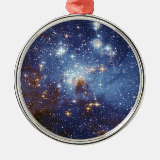 銀河のスター形成の星の子供部屋LH 95 メタルオーナメント