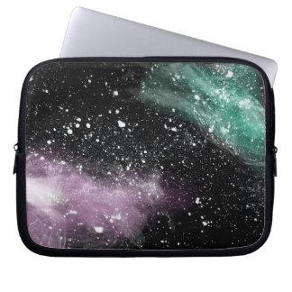 銀河のラップトップスリーブ ノートパソコンスリーブ