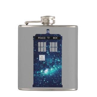 銀河の警察箱のフラスコ フラスク