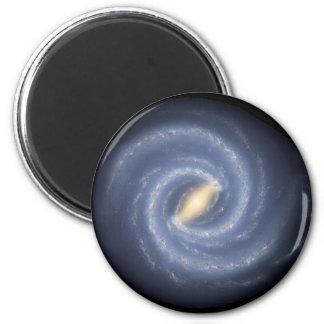 銀河の銀河系 マグネット