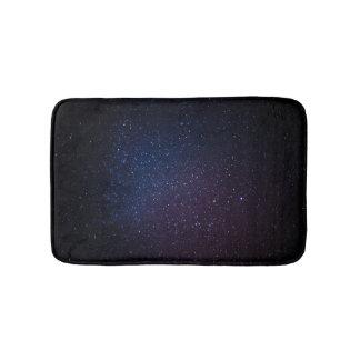 銀河は夜空を主演します バスマット