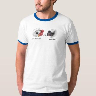 銀河対アンドロメダのティー#2 Tシャツ