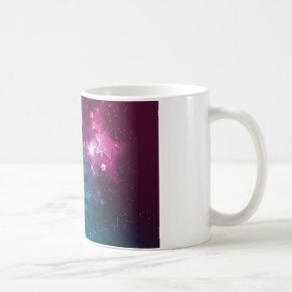 銀河系および星 コーヒーマグカップ
