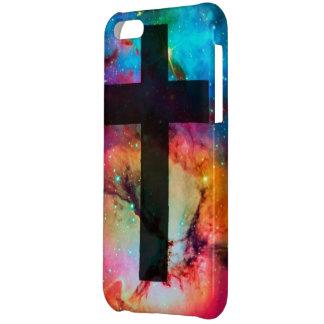 銀河系のキリスト十字のIphone 5Cの例 iPhone5Cケース