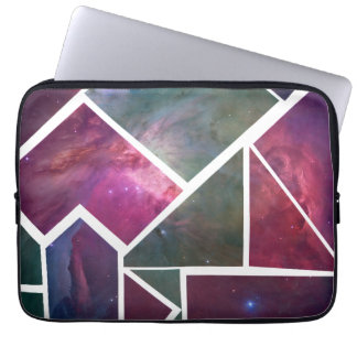 銀河系のモザイクiPad等のためのカスタムな電子工学のバッグ ラップトップスリーブ