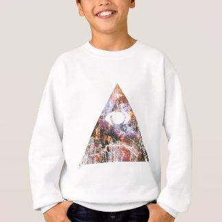 銀河系の三角形 スウェットシャツ