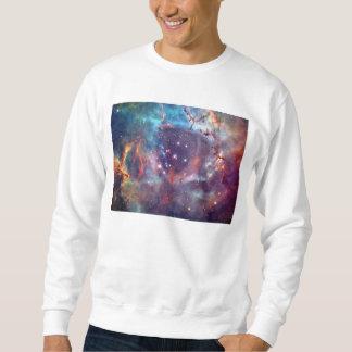 銀河系の人の基本的なスエットシャツ スウェットシャツ