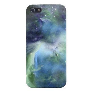 銀河系の宇宙は星雲のiPhone 5の場合を主演します iPhone SE/5/5sケース
