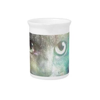 銀河系の宇宙CAT ピッチャー