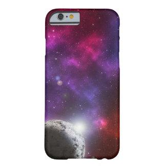 銀河系の惑星のピンク BARELY THERE iPhone 6 ケース
