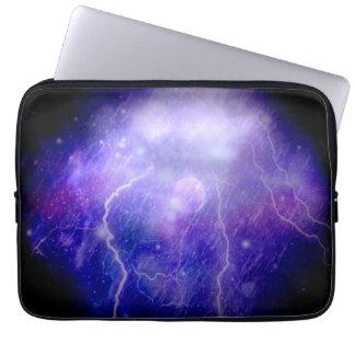 銀河系の抽象美術2 ラップトップスリーブ