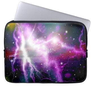 銀河系の抽象美術 ラップトップスリーブ