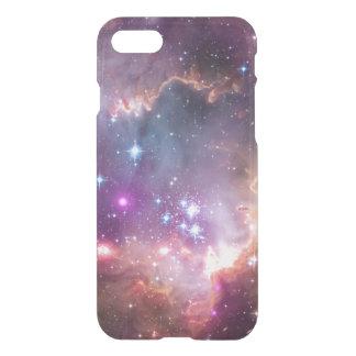 銀河系の星の星雲の宇宙のヒップスターの星の写真 iPhone 7ケース