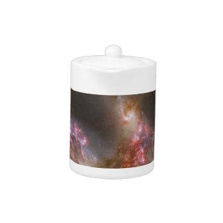 銀河系の星雲のプリント