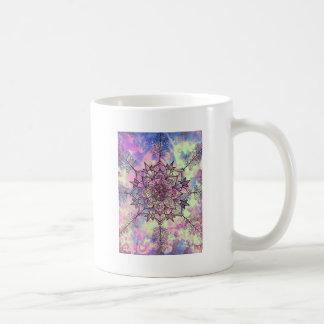 銀河系の木の曼荼羅 コーヒーマグカップ