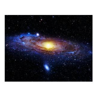 銀河系の未知数 ポストカード