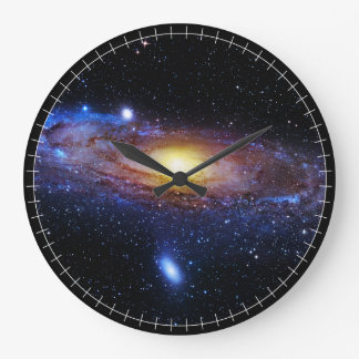 銀河系の未知数 ラージ壁時計