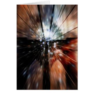 銀河系の汚点のブルックリン橋 カード